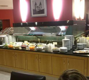 Teil des Buffets HKK Hotel Wernigerode
