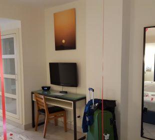 Schlafzimmer Hotel H10 Tindaya
