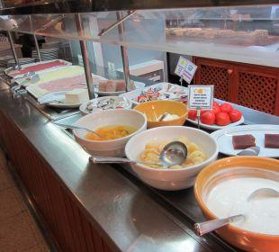 Frühstück Hotel Ibiza Playa