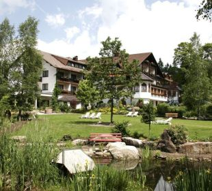 Aussenaufnahme Waldblick Hotel Kniebis