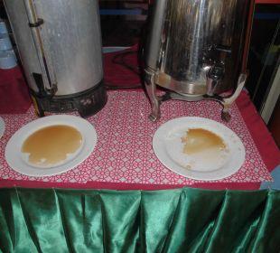 Kaffee und tee wird auch nicht gesäubert Hotel Pattaya Garden
