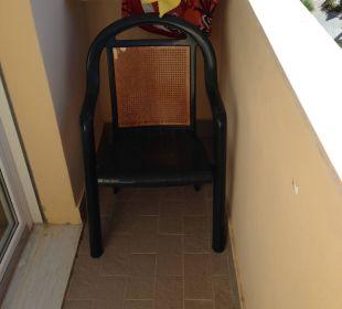 Balkon... Park Hotel Marinetta