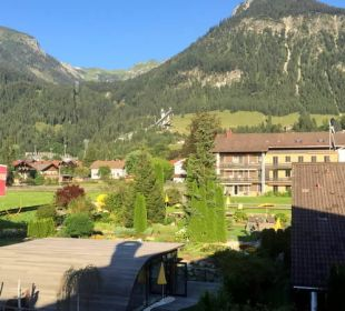 """Zi """"Deluxe"""" Balkon : Nebelhorn Parkhotel Frank"""