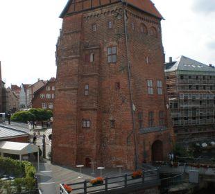 Hotelturm mit Romantikzimmern Romantik Hotel Bergström