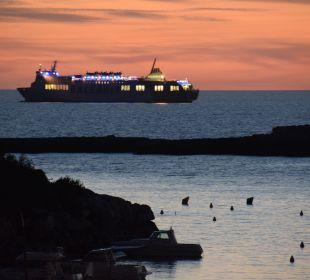 Ausblick Hotel Poseidon Bahia