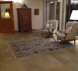 Die Lobby Relais & Châteaux Hotel Bayrisches Haus