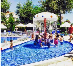 Mini disco in the pool Irem Garden Hotel Family Club