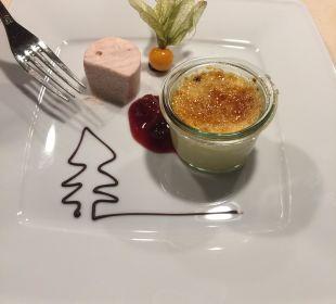 Leckers Dessert Sporthotel Sonnhalde