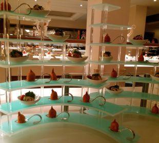 Büffet Sunis Hotels Elita Beach Resort & SPA