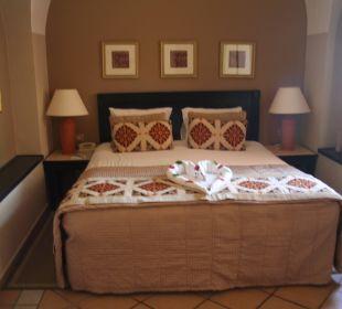 Sehr bequeme große Betten