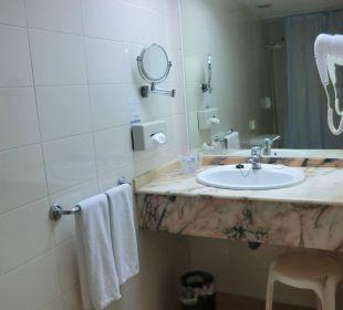 Badezimmer Hotel BlueBay Banús