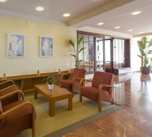 Lobby Hotel Osiris