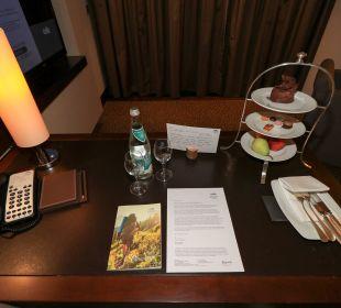 Executive Zimmer Nr. 304 Kempinski Hotel Berchtesgaden