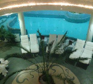 Großzügiger Wellnessbereich Grand Hotel Binz by Private Palace Hotels & Resorts