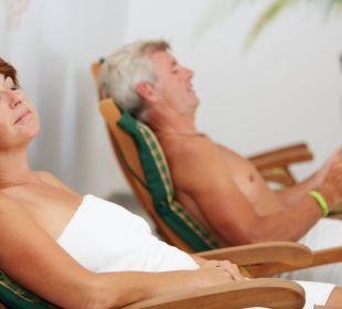 Entspannen im Wohlfühlbereich Hotel Mohren