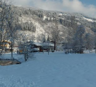 Schneetag in Neukirchen Landhotel Kaserer