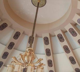 Lampe in der Lobby