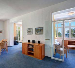 3-Raum-Ferienwohnung für 2 bis 6 Personen Haus Seeblick Hotel Garni & Ferienwohnungen
