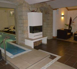 Spabereich Hotel Elbiente