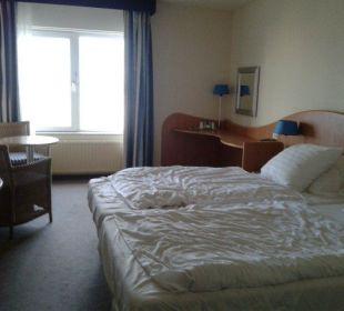 Hotelzimmer Center Parcs Park Zandvoort - Strandhotel