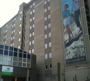 Hotelansicht Center Parcs Park Zandvoort Strandhotel