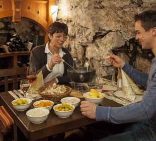 Fondue - Abend im Weinkeller Hotel Mohren