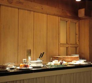 Käsebuffet Gartenhotel THERESIA