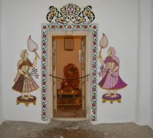 Im Hotel Hotel Deogarh Mahal
