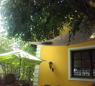 Gartenanlage Faulenzerhotel