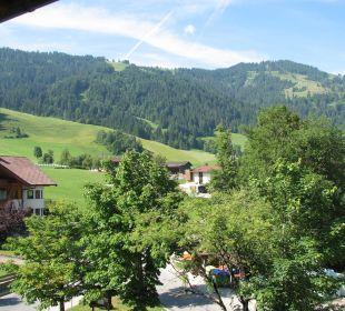 Ausblick vom Zimmer Hotel Klausenhof