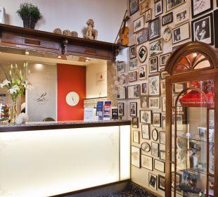 Lobby Hotel Residence Bremen