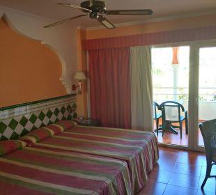 Doppelzimmer Playacalida Spa Hotel