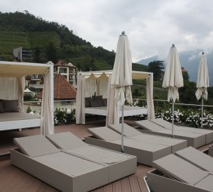 Dachterrasse Sky-Spa Luxury DolceVita Resort Preidlhof