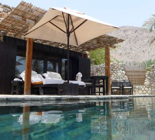 Privatpool Six Senses Spa At Zighy Bay