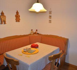 Keukentafel Ferienwohnung Heim