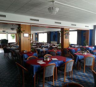 Restaurantbereich Hotel Ariell