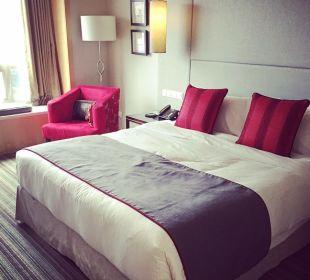 Zimmer Carlton Hotel Singapore