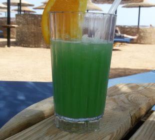 Lecker - Blue Margarita ohne Alkohol TUI MAGIC LIFE Kalawy