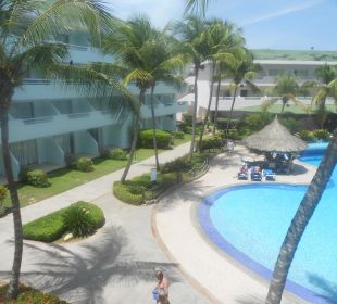 Room view Hotel Isla Caribe Beach