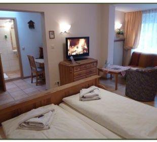 Zimmer Nr. 24 - Gartenzimmer Hotel Haus Hillesheim