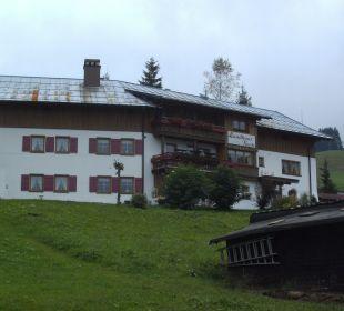 """Das Landhaus """"Beate"""" Gasthof Kreuz"""