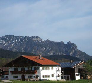 Die schlafende Hexe Gästehaus Watzmannblick