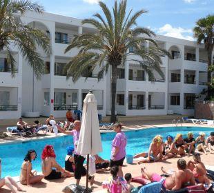 Hotelanlage Hotel Ola Club Cecilia