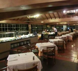 Abendaufnahme Hotel Hacienda San Jorge