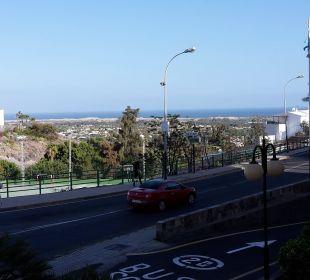 Vom Zimmer aus Hotel Mirador Maspalomas Dunas