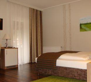Hotelzimmer mit Balkon Wohlfühlhotel Liebnitzmühle