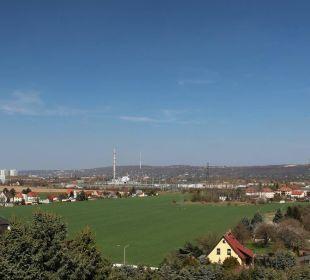 Fernsehturm Dresden Pension Nussschale