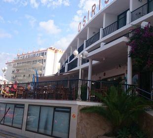Sonstiges Hotel Osiris