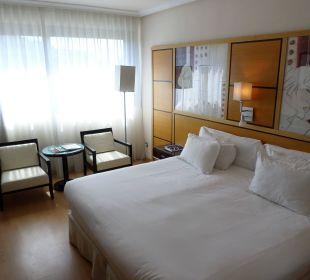 Unser Zimmer Hotel H10 Marina Barcelona