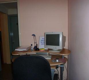 Internet-Ecke Hotel Omorfi Poli